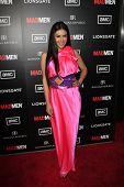 LOS ANGELES - MAR 14:  Carla Ortiz arrives at the