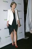 BEVERLY HILLS, CA - MARCH 9: Stana Katic arrives at the 2012 Paleyfest
