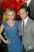 25. Januar Hollywood: Kelly Sullivan und Eric Schneider kommen bei der Los Angeles Premiere von Hbo