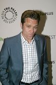 BEVERLY HILLS, CA - MARCH 9: Seamus Dever arrives at the 2012 Paleyfest
