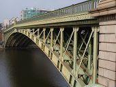 Forged Steel Arch Bridge