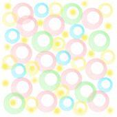 Baby Circles Pastel