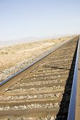 Railroad Track Perspective