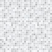 picture of cell block  - Pattern from gray tiles  - JPG