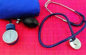 Medical sphygmomanometer, tensiometer, stethoscope