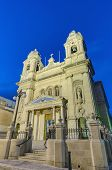 Our Lady Of Mount Carmel In Gzira, Malta