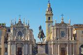 Santa Cristina and San Carlo church