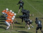 Youth Football Scrimage Line