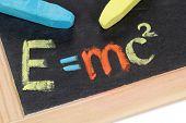 Einsteins Formula poster