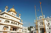 picture of harmandir sahib  - Inside famous Golden Temple  - JPG