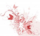 Grungy Butterflies