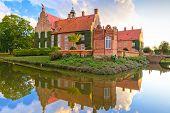 Castelo de Trolle Ljungby renascentista no sul da Suécia
