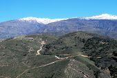 Sierra Nevada mountains, Las Alpujarras, Spain.