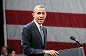 Presidente Obama Rally