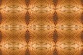 Symmetrical Kaleidoscope Abstract Background.