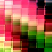 Pink and green abstract futuristic background. For creative layout design, scientific illustrations,