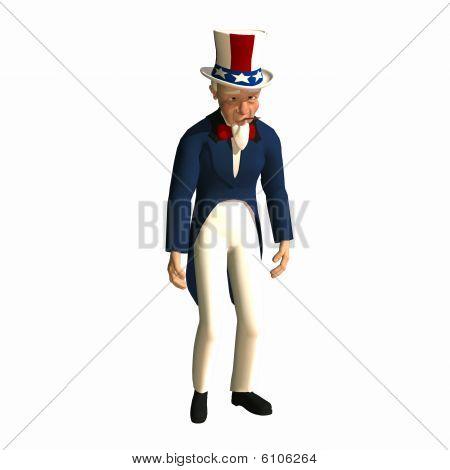 Uncle Sam Sick