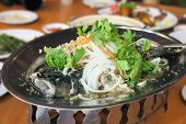 Steam Whole Fish With Garlic And Ginger