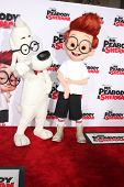 LOS ANGELES - MAR 5:  Mr. Peabody, Sherman at the