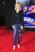 LOS ANGELES - MAR 6: Bonnie Somerville at the premiere of DreamWorks Pictures' 'Need For Speed' at T