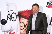 LOS ANGELES - MAR 5: Jason Clark at the premiere of 'Mr. Peabody & Sherman' at Regency Village Theat