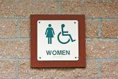 Damen Handicap Bad Sign