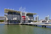 Lisbon, Portugal - August 02, 2013: Lisbon Oceanarium, the second largest oceanarium in the world an