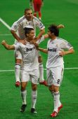 Kaka, Ronaldo And Benzema