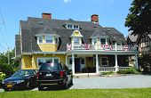 Thornhedge Inn in the Historic Corridor District in Bar Harbor