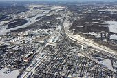 Minneapolis in Winter