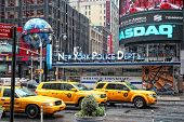 New York Yellow Cabs