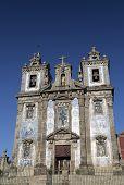 Igreja De Sto Ildefonso Church In Porto