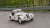 Vintage Car Bmw 328 Coupe' (1938)
