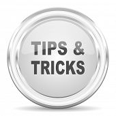 tips tricks internet icon