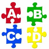 ABCD Puzzle