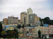 Cityscape San Francisco California