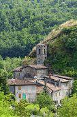 Petrognano (tuscany)