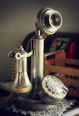 Vintage Candlestick Phone
