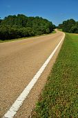 image of natchez  - The Natchez Trace Parkway is a 444 mile long national park that offers a senic drive from Natchez - JPG