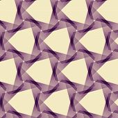 Abstract geometric color seamless background
