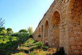 picture of aqueduct  - Aqueduct  - JPG