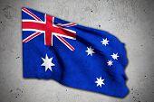Old Australian Flag