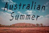 Vintage Australia Summer