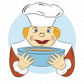 Cheerful Cook