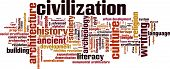 Civilization Word Cloud