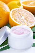 Fruit Organic Nutrition Facial Cream