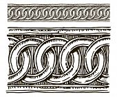 Baroque Architectural Detail.