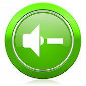 speaker volume icon music sign