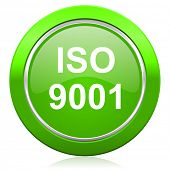 iso 9001 icon