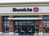 The Buckle Retail Store Exterior